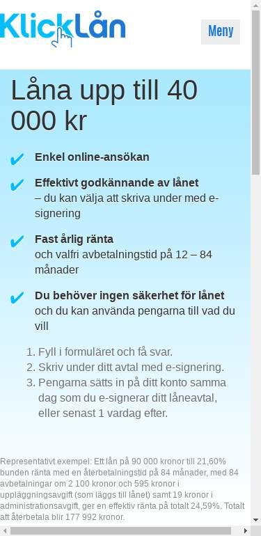 klicklan.se