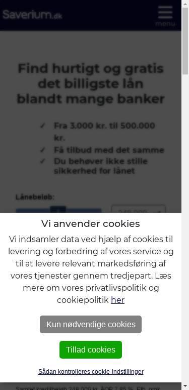 saverium.dk