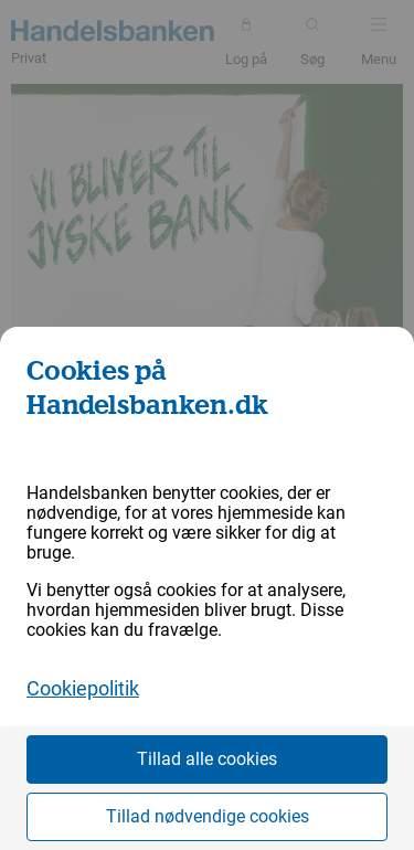 handelsbanken.dk