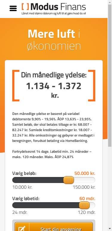 modusfinans.dk