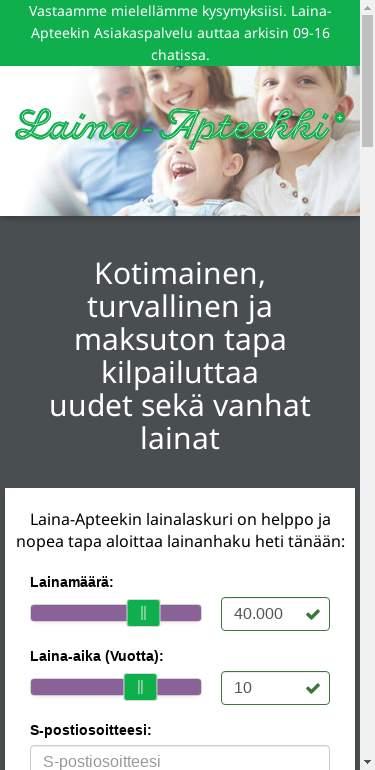 laina-apteekki.fi