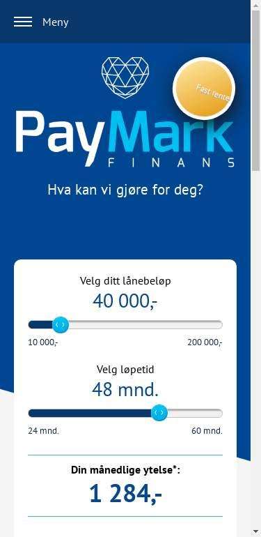 paymarkfinans.no