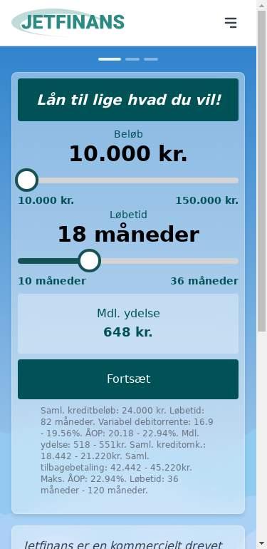 jetfinans.dk
