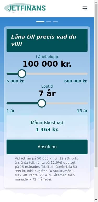 jetfinans.se